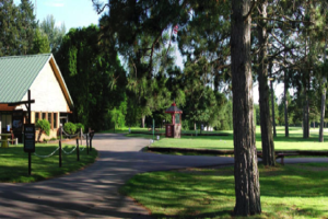 Traditional Golf Course